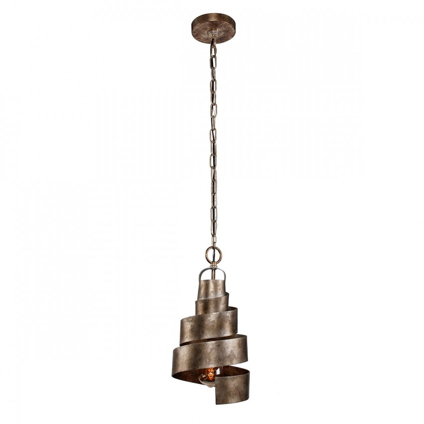 More Views Corba Co Pendant Light Wine Barrel Ring