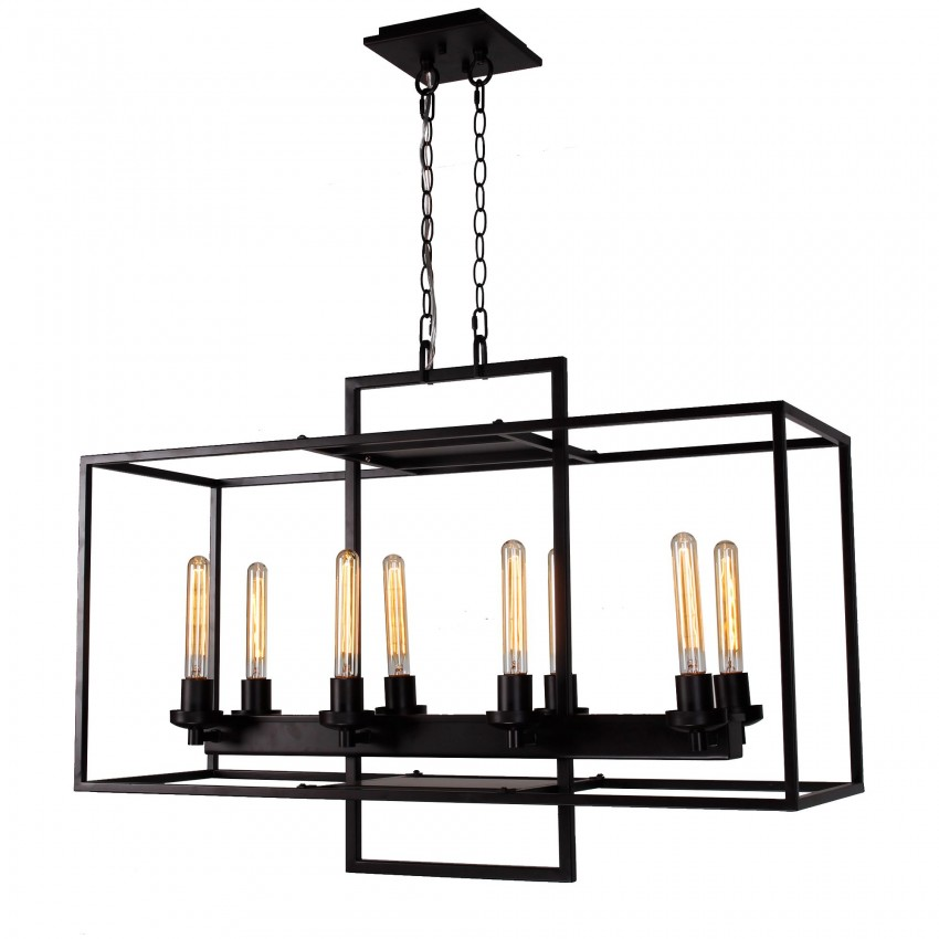 Charmayne 8-Light Kitchen Island Pendant