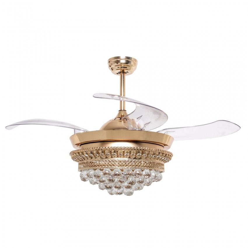 Chandelier Fan With Light Price In Bangladesh | Zymak BD