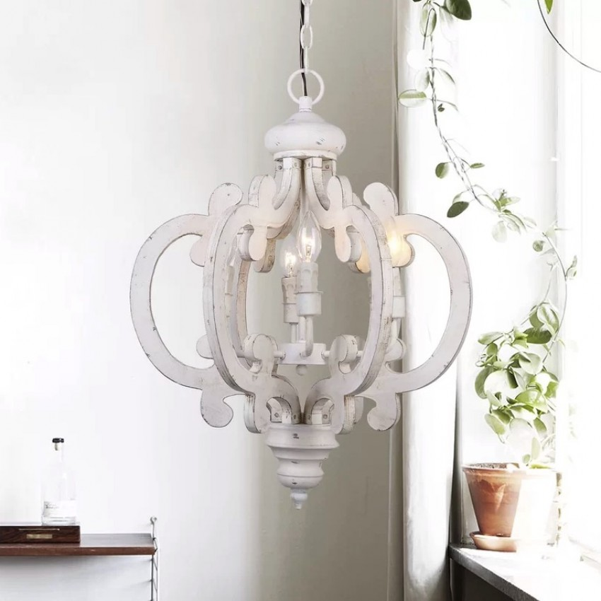 Amia 6-Light Lantern Pendant