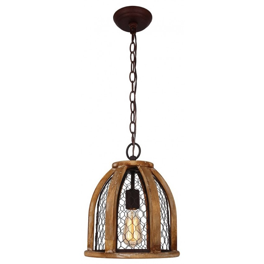 Vintage-Style Farmhouse Kitchen Pendant Light, Antique