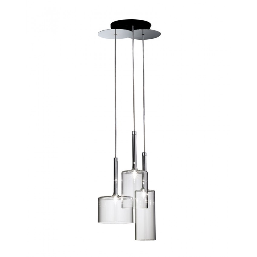 3 light pendant light hanging more views crystal 3light bottleshaped pendant light whoselamp