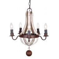 Harrison 5-Light Mini Chandelier