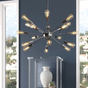 Cordell 18-Light Sputnik Chandelier