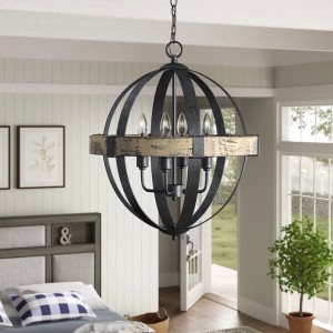 Landwehr 4-Light Chandelier