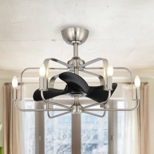 Gurrola 3 Blade Ceiling Fan with Remote
